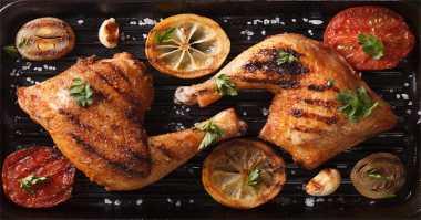 TOP FOOD 1: 5 Tips Bikin Ayam Bakar Enak Menggoyang Lidah