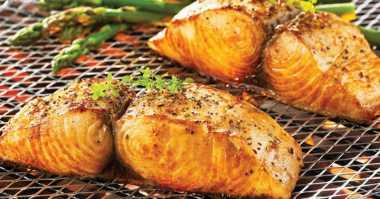 TOP FOOD 3: Maknyus, Makan Siang dengan Ikan Kakap Panggang untuk Pelaku Diet Mayo
