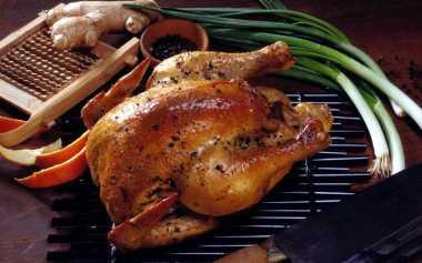 AYAM BAKAR: Begini Filosofi Panjang Ayam Panggang Bangka