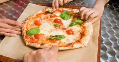 Keren, Pesan Pizza Sekarang Bisa Lewat Tato