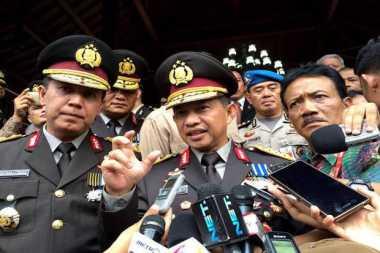 Kapolri Nilai Penyerang Pos Polisi Sudah Dicuci Otaknya
