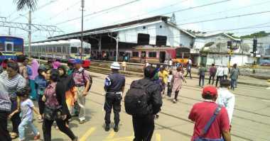 PT KCJ Bangun Hall Baru dan Rubah Arus Penumpang di Stasiun Bogor