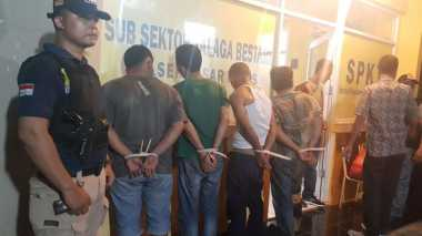 Komplotan Pembobol Minimarket Ditangkap, Satu Pelaku Ditembak