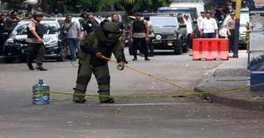 Kondisi Belum Stabil, Kapolsek Tangerang Kota Dirawat di ICU