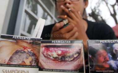 Merokok di Rumah Sakit, 10 Orang Didenda Rp100 Ribu