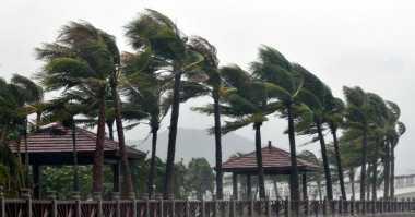 Angin Kencang Landa Tujuh Wilayah di Bengkulu, BMKG Keluarkan Peringatan Dini