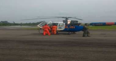 Heli Polisi Gagal Terbang, Bandara Sultan Syarif Kasim Sempat Ditutup