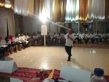 65 Kader DPD Partai Perindo Kutai Timur Ikuti LKD dan TOT