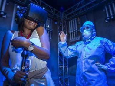 Wow, Universal Studio Buka Atraksi Virtual Horor untuk Halloween