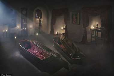 Ayo, Siapa yang Berani Tidur di Kastil Dracula Ini?