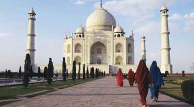 Simak Fakta Mencengangkan Tentang Taj Mahal