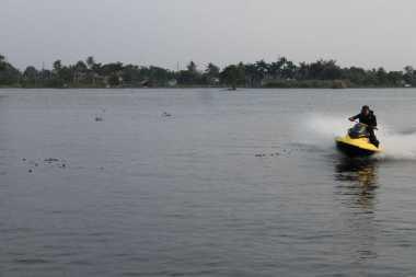 Situ Cipondoh, Wisata Murah Meriah di Tengah Kota 1000 Pabrik