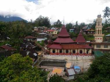 Cerita Masjid Tua dan 30 Surau di Nagari Pariangan