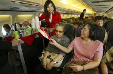 Hati-Hati Naik Pesawat saat Liburan