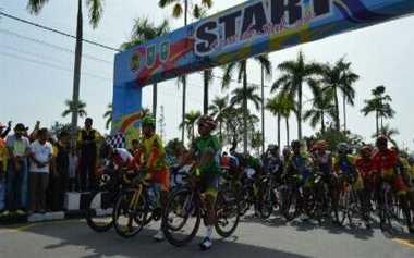 Vietnam Masih Terlalu Tangguh di Tour De Siak