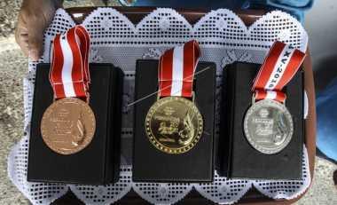 Sulawesi Selatan Rebut Emas Pertama di Peparnas