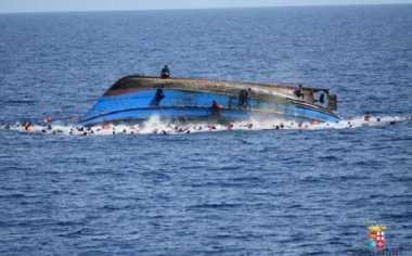 Angkatan Laut Libya Bantah Serang Perahu Pengungsi