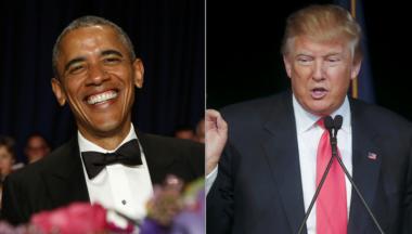 Donald Trump Klaim Dunia Membenci Barack Obama
