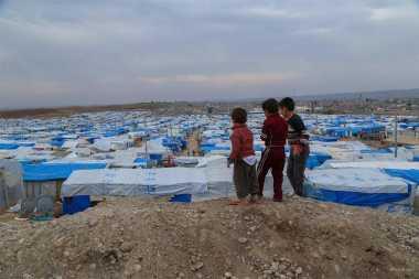 UNESCO Sebut 1,7 Juta Anak Suriah Putus Sekolah