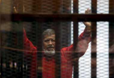 Mesir Konfirmasi Mantan Presiden Mursi Divonis 20 Tahun Penjara