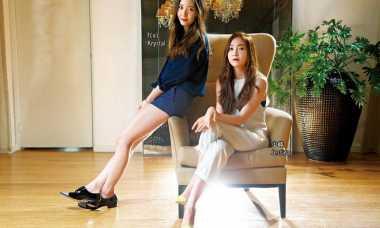 TOP FASHION 3: Krystal F(x) Iri Isi Lemari Pakaian Jessica eks SNSD?