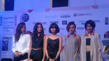 The It Looks, Tren Gaya Rambut di Panggung Jakarta Fashion Week 2017