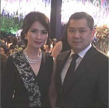 30 Tahun Pernikahan Hary Tanoe dan Liliana Tanoesoedibjo