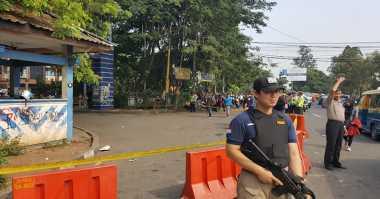 Polri Telusuri Peran Penyerang Polisi di Tangerang dalam Jaringan Terorisme