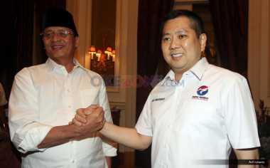 Ini Nasihat Hary Tanoe untuk Cagub Banten Wahidin Halim