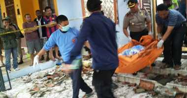Keluarga yang Tewas di Tangerang Sempat Berlarian dengan Tubuh Terbakar