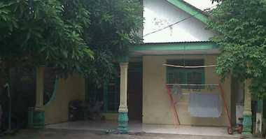 Rumah Penyerang Polisi Sepi, sang Ibu Masih Mengurung Diri