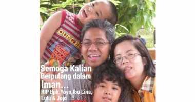 Satu Keluarga Tewas Akibat Kebakaran, Tangisan Menggaung di RSUD Tangerang