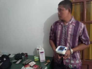 Intel Kodam Bongkar Praktik Dokter Gadungan Ngaku Mayjen TNI