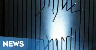 Potong Terali Besi, Empat Tahanan Polsek Kampar Kabur