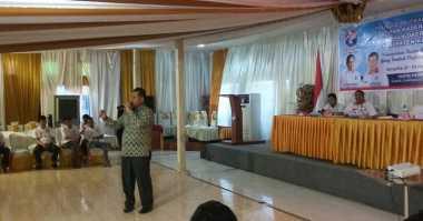 Pelatihan DPD Perindo Kutai Timur Diisi oleh KPUD tentang Sistem Pemilu