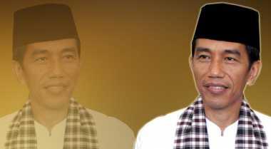 Presiden Jokowi: Selamat Hari Santri Ke-1