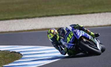 Rossi: Cuaca Jadi Kendala Utama GP Australia