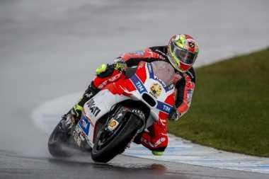 Hector Barbera Hadapi Tantangan Baru dengan Ducati di GP Australia
