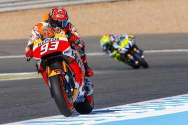 Marquez: Saya Akan Lakukan yang Terbaik Besok