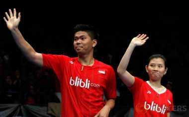 Ditaklukkan Wakil China, Praveen/Debby  Gagal Melaju ke Semifinal Denmark Open 2016
