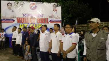 Peringati Sumpah Pemuda, DPD Perindo Mojokerto Gelar Turnamen HT Cup 1