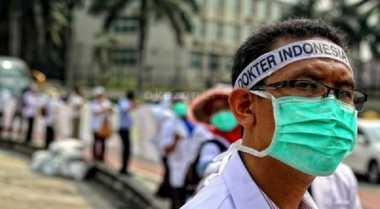 HARI DOKTER NASIONAL: Besok Dokter Turun ke Jalan Gelar Aksi Damai
