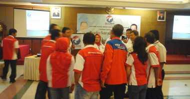 Partai Perindo Gelar LKD dan ToT di Semarang