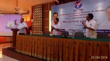 Gembleng Kader dengan LKD, Militansi DPD Perindo Semarang Makin Kukuh