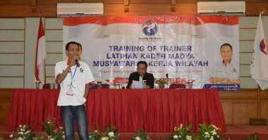 DPW Perindo Jabar Nyatakan Perang terhadap Narkoba, Korupsi, dan Pungli