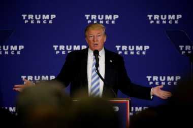Donald Trump Beberkan Program Kerja 100 Hari Pertama