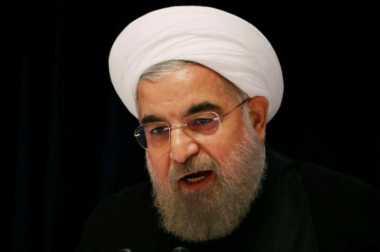 Presiden Iran Sebut Pilpres AS Tawarkan Kandidat Tak Bermoral