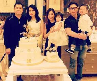 Ulang Tahun Pernikahan ke-30 Hary Tanoe dan Liliana Tanoesoedibjo, Ini Ucapan Manis dari Sang Anak
