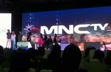 Teriakan Pengunjung 'MNC Selalu di Hati' Terdengar Meriah di Panggung Utama IBX