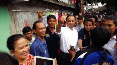 Anies Akan Lanjutkan Konsep Kampung Deret di Jakarta